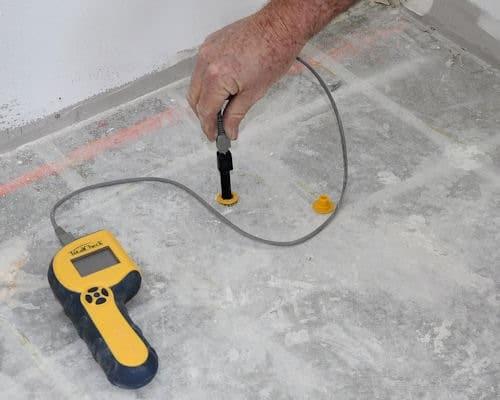 Concrete In-Situ Tests