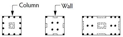 Favorable Arrangement of Restraining Cracks