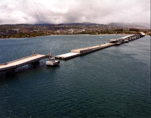 Ford Island (Admiral Clarey) Bridge