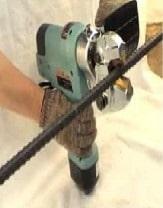 Types of Rebaring Equipment - Electric Rebar Cutter