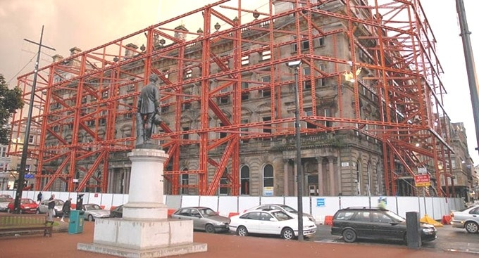 Facade Retention in Building Construction and its Advantages