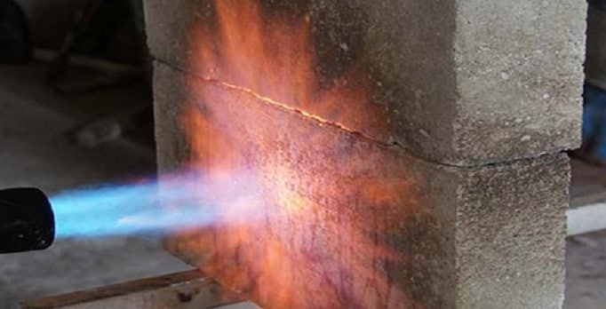 Heat Resistant Concrete for Refractory