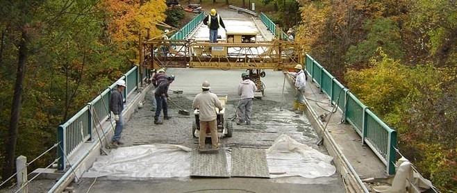 Latex Modified Hybrid Concrete Cement Overlay for Bridge Deck