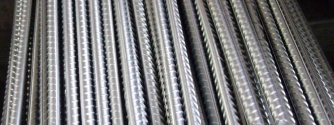 Zinc Coated Steel Bars for Masonry Structures