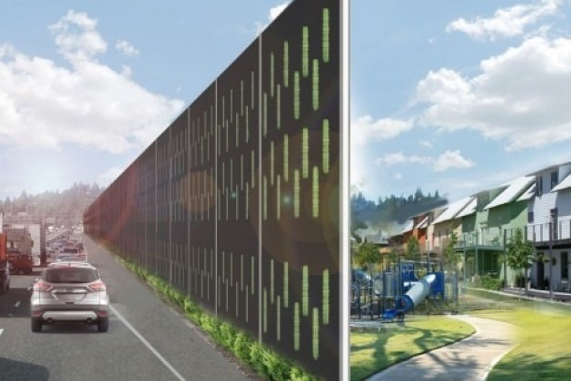 Highway Sound Barrier Masonry Walls -Purpose, Advantages and Design Considerations