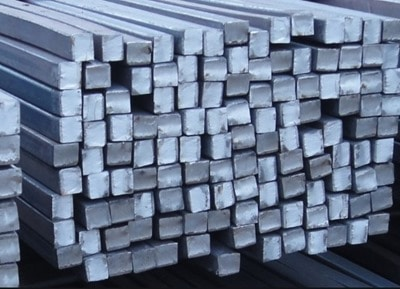 Rolled Square Bars