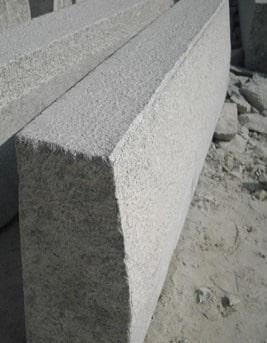 Axed Finish of Stones