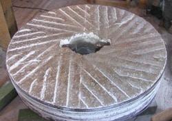 Circular Finish of Stones