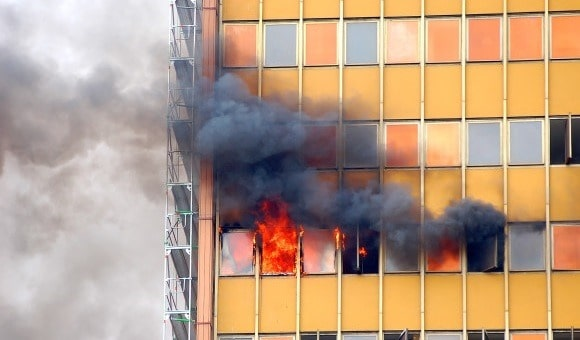Fire And Safety Features Of High Rise Buildings And Structures