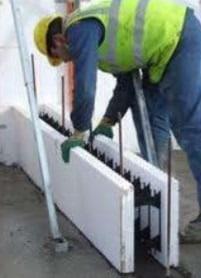 Insulating Concrete Formwork