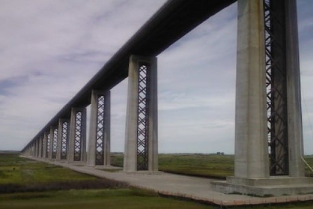 Methods of Bridge Column Casing -Properties, Details and Uses