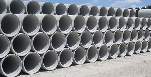Reinforced Concrete Pipe