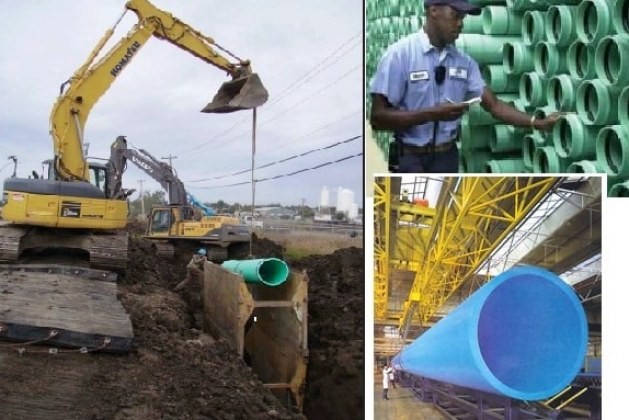 Quality, Handling and Installation of Sewer Sanitary Pipes