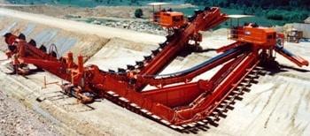 Bucket Chain Excavator