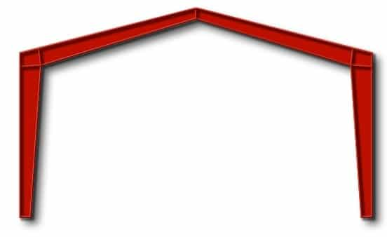 Single Span Rigid Frame