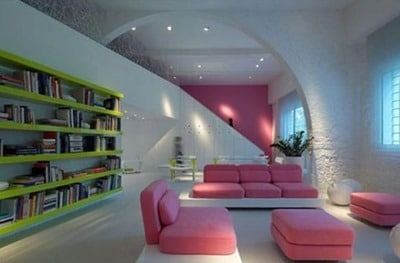 Basic Elements And Principles Of Interior Design Of Buildings