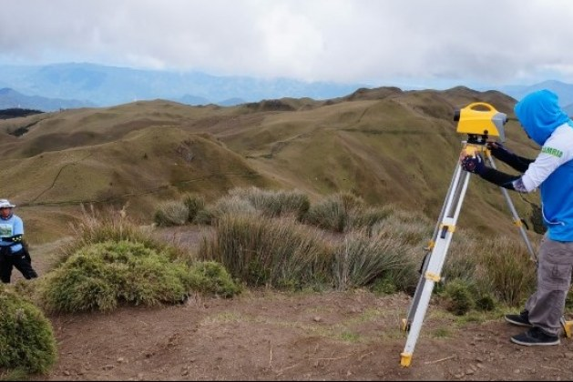 Terms Used in Leveling and their Uses in Surveying