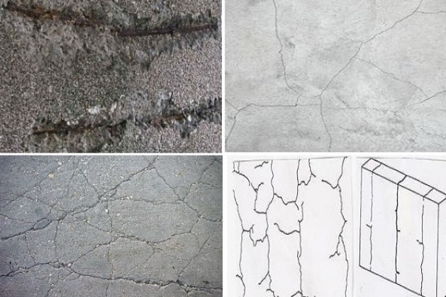 Types of Shrinkages in Concrete and its Preventions