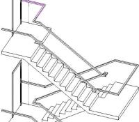 Landings in Stairs - Purpose, Location and Standard Dimensions