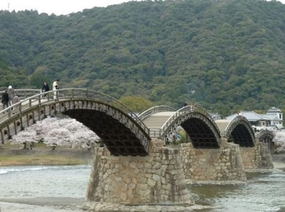 Elegant bridge construction