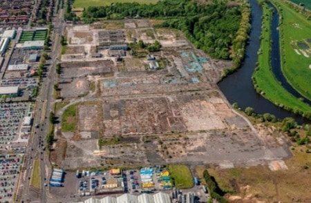 Sizable Brownfield Land