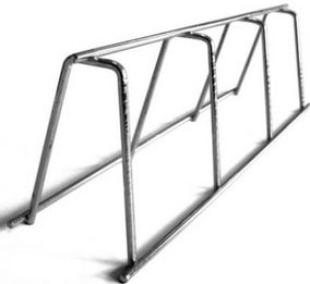 Goalpost Type Continuous Wire Chair