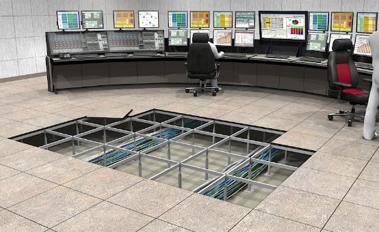 What is Raised Floor System? Its Advantages and Applications