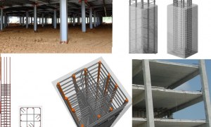14 Types of Columns in building Construction