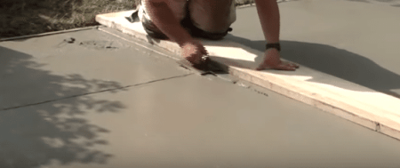 Cutting Control Joints
