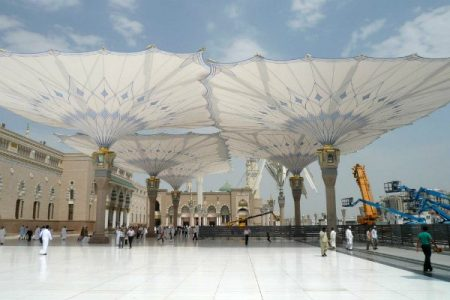 Tensile Fabric Structures  Properties Types and Advantages