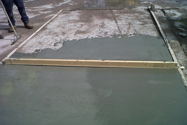 Topping Concrete – Work Procedure, Types and Advantages