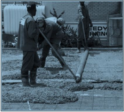 Concrete Topping Slab