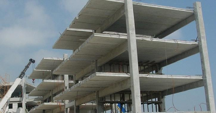 How thick should concrete slab be