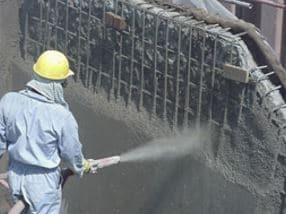 Microsilica Concrete Application