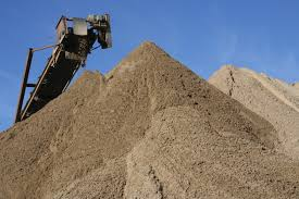 Sand for Floor Screed