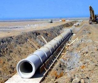 Concrete Pipeline