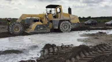 Soil Lime Stabilization