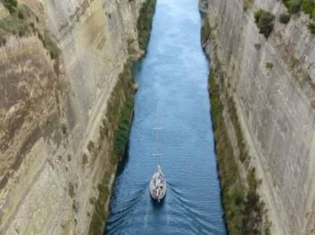 Non Alluvial Canal