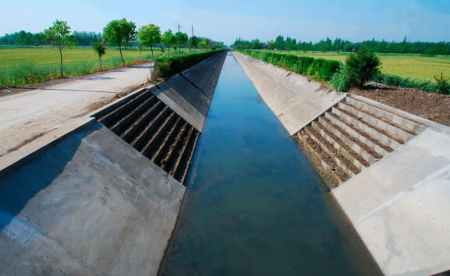 Rigid Surface Canal or Lined Canal