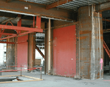Coupled Steel Plate Shear Wall