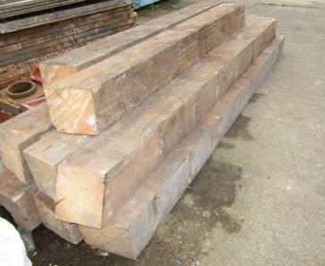 Baulk Timber Beams