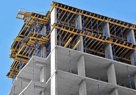 Reshoring Design for Concrete Structure