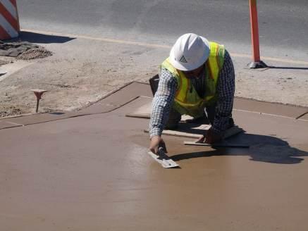 Finishing of Concrete