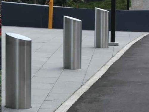 Stainless Steel Bollards