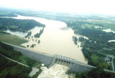 Flood Control Dam