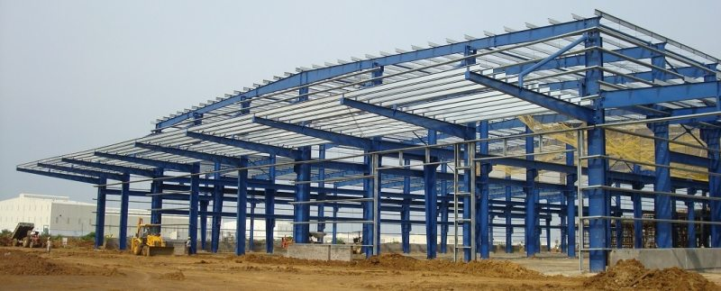 Pre Engineered Steel Building Components And Advantages