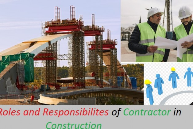 Contractor Roles and Responsibilities in Construction