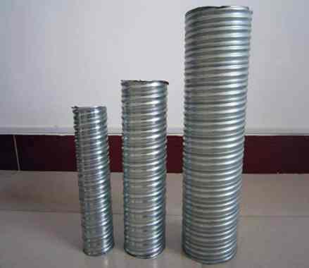 Metallic Sheathing Duct.