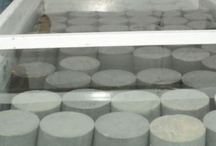 Curing of Concrete Specimens