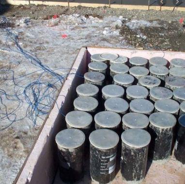Field Curing of Concrete Specimens